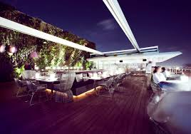 Vertical Gardens Miami - inside out vertical gardens in restaurants are climbing in popularity