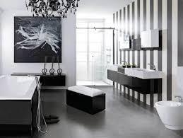 desain kamar mandi warna hitam putih hiasan dinding kamar mandi hitam putih desain minimalis