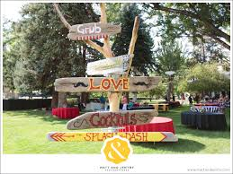 Wedding Venues In Fresno Ca Venue Spotlight Rancharrah Wedding With A Circus Theme At The
