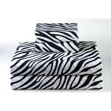 Zebra Bedroom Set 3pcs Children Kids 4pcs Princess Bedskirt Bedding Set 100