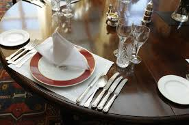 uncategories place setting chart fine dining table setting