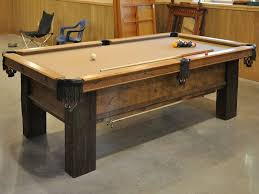 build a pool table how to build a pool table step by step home concept