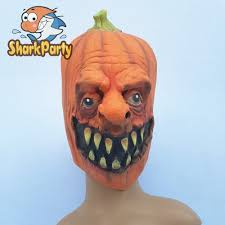 compare prices on pumpkin mask halloween online shopping buy low