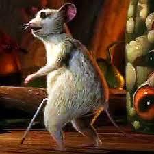 The Blind Mice Shrek 2001 Film