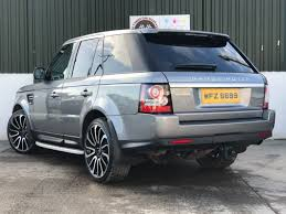 Land Rover Range Rover Sport Range Rover Sport Hse Black Edition