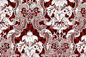 high quality wallpapers and fabrics mural with baroque ornaments
