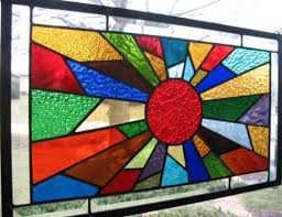 Glass Panel Kitchen Cabinets Stained Glass Panels For Kitchen Cabinets U2013 Naindien