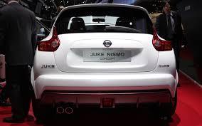 nissan altima coupe nismo 2012 nissan juke nismo 2011 tokyo motor show motor trend