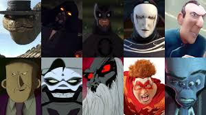 defeats of my favorite animated non disney movie villains part 5