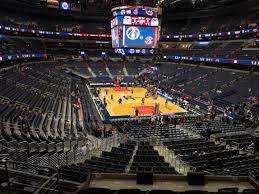 Metro Arena Floor Plan by Washington Wizards Seating Chart U0026 Interactive Map Seatgeek