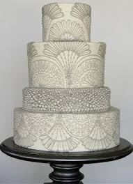 best 25 art deco cake ideas on pinterest art deco wedding cakes