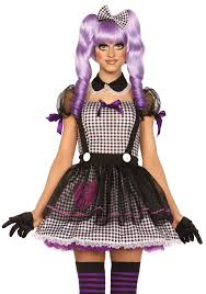 leg avenue 85370 dead eye dolly costume women u0027s halloween fancy