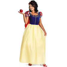Walmart Halloween Costumes Girls Snow White Deluxe Halloween Costume Walmart