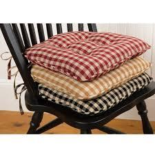 kitchen extraordinary plaid chair cushions lawn chair cushions