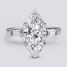 designer fuãÿboden baguette wedding ring 100 images custom princess cut and
