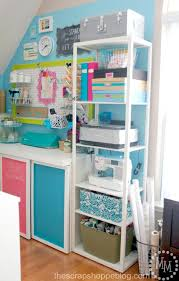 Pictures Of Craft Rooms - craft room reveal the scrap shoppe