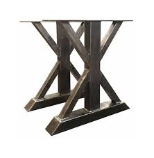 dining tables trestle table bases rustic counter height dining table height 28 1 2 tall metal trestle style table legs