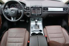 volkswagen tiguan 2015 interior 2014 vw touareg tdi highline r line www motorpress ca