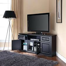 tv stand chic grey corner tv stand amazing on home decorating