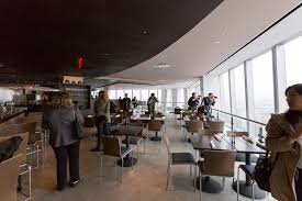 We Eat Dinner In The Bathtub Don U0027t Eat At One World Trade Center U0027s Sky High Restaurants Curbed Ny