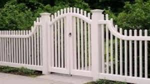 House Design Philippines Youtube House Fence Design In The Philippines Youtube