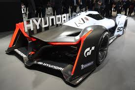 hyundai supercar future hyundais to draw inspiration from vision n 2025 supercar