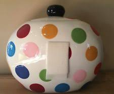 happy everything cookie jar happy everything big cookie jar neutral ebay