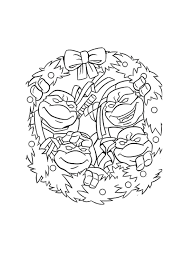 free ninja turtle coloring pages kids coloringstar