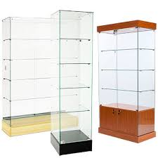 glass cabinet display cabinets commercial glass cases for retail stores