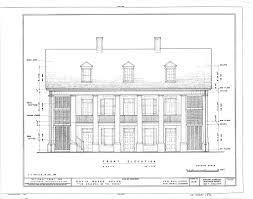 Floor Plan For Mansion Floor Plans The Shadows Plantation Weeks Halls House Mansion New