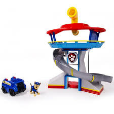 paw patrol playset vehicle figure walmart