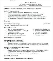 resume exles for pharmacy technician resume pharmacy technician pharmacy tech resume tech resume process