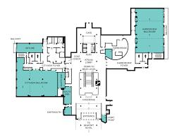 Floor Plan Hotel Harborview Ballroom Seaport Hotel U0026 World Trade Center