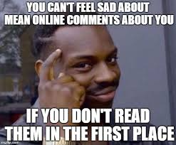 Read Me Me Me Online - roll safe imgflip