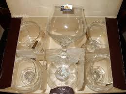bicchieri boemia bicchieri da cognac in cristallo di boemia arredamento e