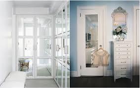 mirror closet doors for bedrooms white mirrored closet doors bedroom netrobe