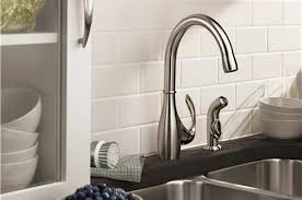 kitchen surprising how to change a kitchen faucet handle how to