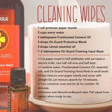 Upholstery Cleaning Wipes Natural Cleaning Wipes Made With Doterra Essential Oils Cleaning