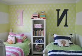 Girls Room Paint Ideas by Shared Boy And Room Ideas Boy And Shared Room Paint