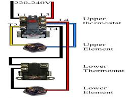 how to wire water heater thermostat u2013 puzzle bobble com