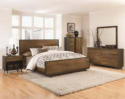Bedroom Decor White Walls Prepossessing 10 Bedroom Wall Colors With Dark Brown Furniture