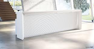 Gloss White Reception Desk White Reception Desk Freedom To