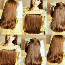 hair clip murah jual hairclip wavy 50cm hair clip murah jakarta grosir