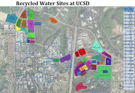 San Diego State University Campus Map by Campus Water Quality