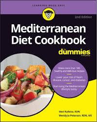 mediterranean diet cookbook for dummies 2nd edition avaxhome