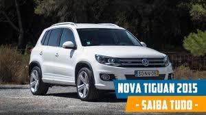 volkswagen suv 2015 interior nova tiguan 2015 preço consumo ficha técnica avaliação e