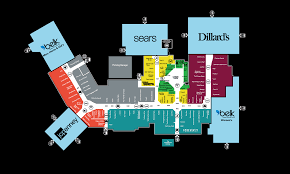 Garden State Plaza Floor Plan Complete List Of Stores Located At West Town Mall A Shopping