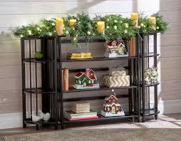 Mantel Bookshelf Mantel Decorating Ideas Fake A Christmas Mantel Improvements Blog