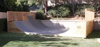 Backyard Skate Bowl Custom Skate Ramp Installation Days Oc Ramps