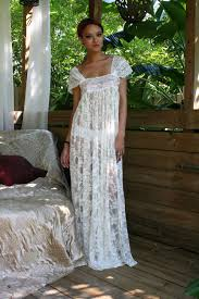nightgowns for honeymoon sheer lace bridal nightgown wedding boudoir